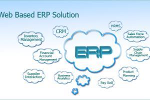 Portfolio for ERP Web Application