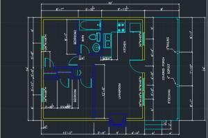 Portfolio for Engineering Draftsman