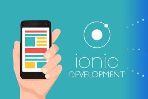 Portfolio for IONIC Cordova PWA API Admin development