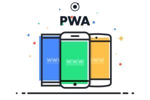 Portfolio for PWA(Progressive web Apps)