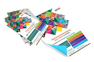 Portfolio for Print materials