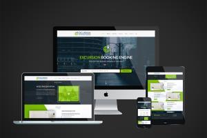 Clean, Professional & Eye-Catching Web Design Portfolio