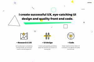 Portfolio for Research, UX, UI Design