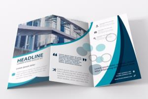 Portfolio for Brochures designs