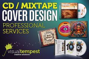 Portfolio for Professional CD Cover Design