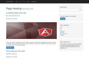 Portfolio for FrontEnd and BackEnd Web developer