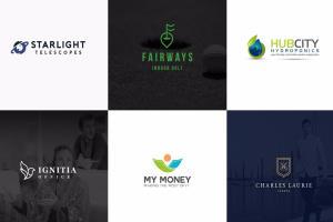 Portfolio for Design 3 Pro Logo within 24Hrs