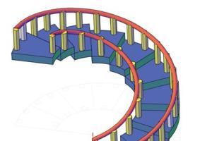 Portfolio for Autocad 3D drawings