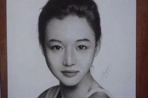Portfolio for Portrait Artist