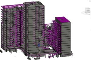 Portfolio for create 2D-3D drawing by autocad or revit
