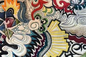 Portfolio for Textile designer