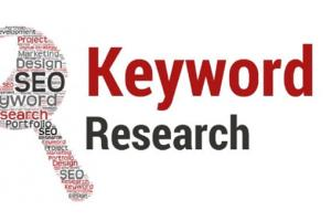 Portfolio for keyword research and competitor analysis