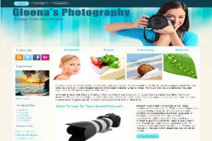 Portfolio for Social Media Management, WordPress / CMS