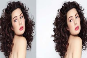Portfolio for Hair masking