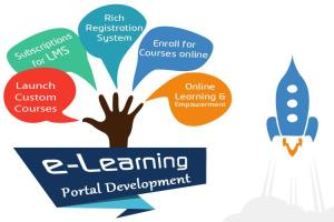 Portfolio for E-Learning Solutions (Moodle)