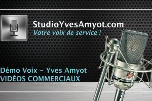 Portfolio for Pro french canadian Voice Over