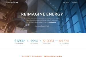 Portfolio for MEAN Stack || Brightergy
