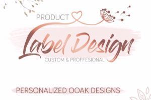 Portfolio for Product Packaging Design Or Label Design