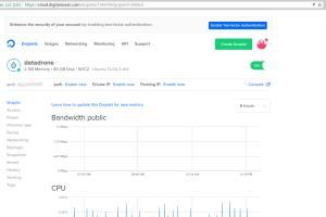 install mongodb linux digitalocean