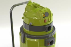 Portfolio for Industrial Wet & Dry Vacuum Cleaner