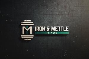 Iron & Mettle Fitness Branding