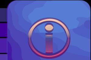 Mobile App Icon Design 'Inida App'
