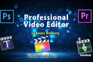 Portfolio for High Standard of Video Editing Services