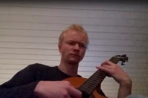Portfolio for Online Guitar Course