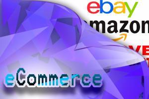 Portfolio for eCommerce, Amazon & ebay Product  Set