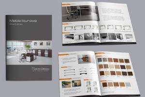 Portfolio for Product / company catalog