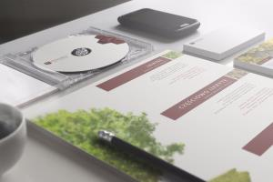 Portfolio for Graphic designer for print and web