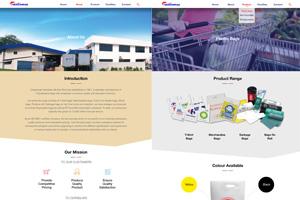 Portfolio for PSD to WordPress