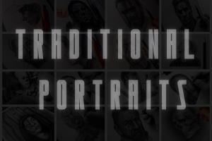 Portfolio for illustrator / concept artist