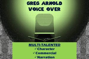Portfolio for Versatile Voice-Over Pro!