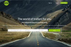 Trailerbe - rent or leace a trailer
