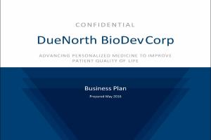 Portfolio for Business Plan Development