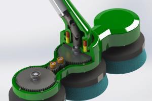 Portfolio for Mechanical and Mechatronic Designer