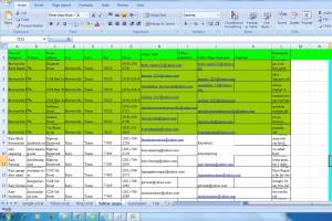 Directory Listing Task