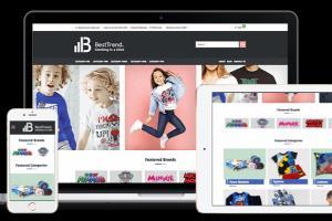Portfolio for Health Blog Site Design and Development
