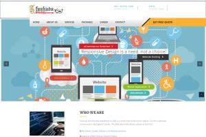 Portfolio for web and eCommerce solutions develeloper
