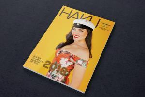 HAKU Magazine for Highschool students 2018