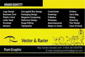 Portfolio for Graphic Designing