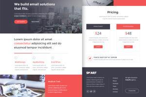 Portfolio for Responsive HTML Email Template