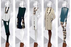 Portfolio for Fashion/Graphic Design