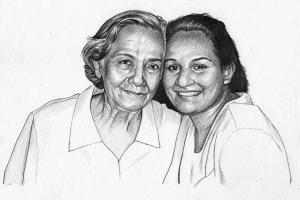 Portfolio for Hand Drawn Realistic Portraits