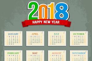 Portfolio for Calendar design
