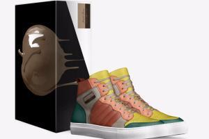Portfolio for Advertiser, Marketer, Shoe designer