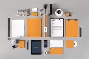 Portfolio for Corporate branding, Logo Design, C