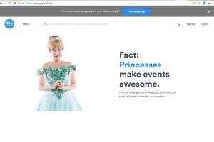 Portfolio for PHP website development works