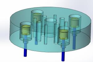 Portfolio for CAD and 3D modeller Specialist